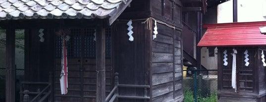 八幡住吉梅宮神社 is one of Shinto shrine in Morioka.