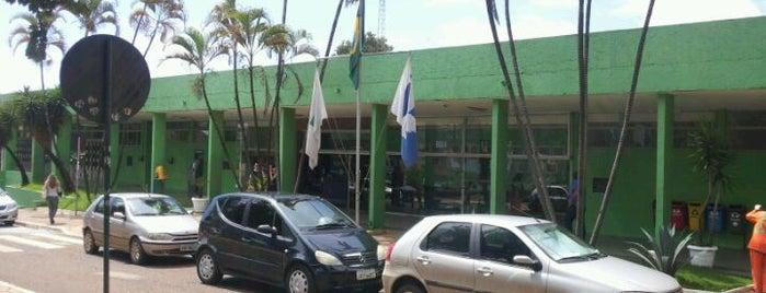 Administração Regional de Taguatinga is one of Administrações Regionais do DF.