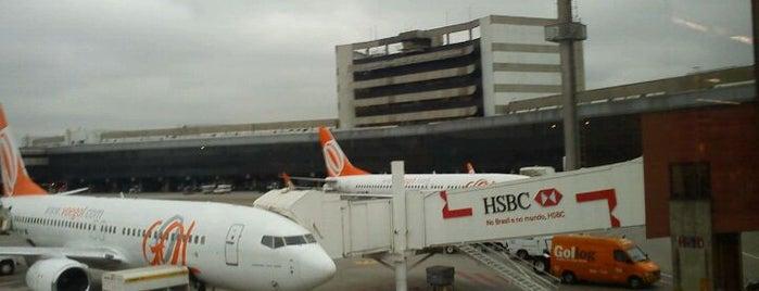 São Paulo / Guarulhos International Airport (GRU) is one of Aeroportos do Brasil.