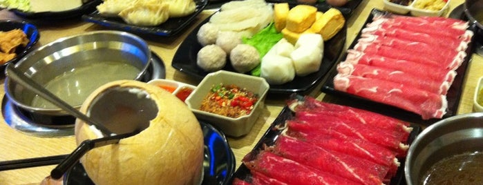 Shabu Garden (绿味园) is one of We Love Steamboat.