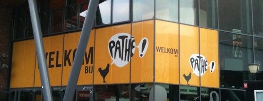 Pathé Delft is one of Pathe bioscopen.