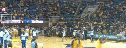 WVU Coliseum is one of Great Sport Locations Across United States.