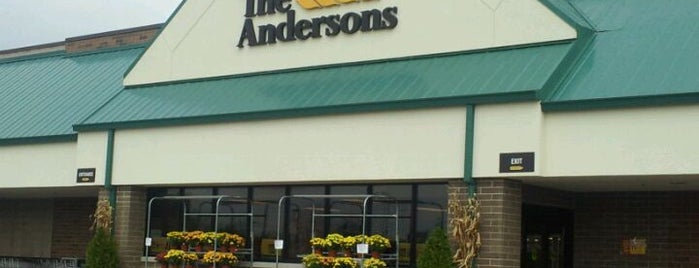The Andersons is one of The 15 Best Places for Wine in Columbus.