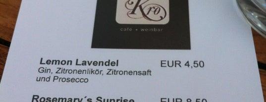Kro Cafè • Weinbar is one of Besser essen.