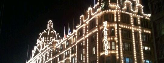 Harrods is one of My United Kingdom Trip'09.