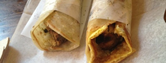 The Kati Roll Company is one of Cheap and tasty ethnic.