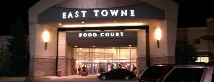 East Towne Mall is one of My Faves.