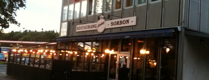 Restaurang Sorbon is one of Great Places For Beer.