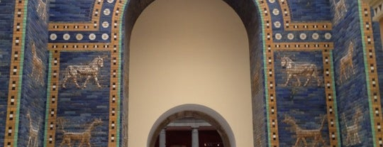 Pergamonmuseum is one of Berlin, Germany.