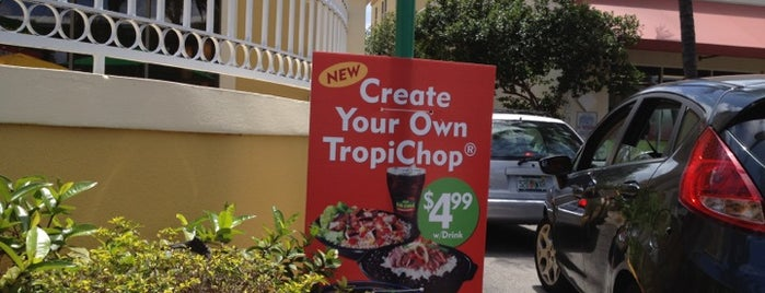 Pollo Tropical is one of pollo tropical.