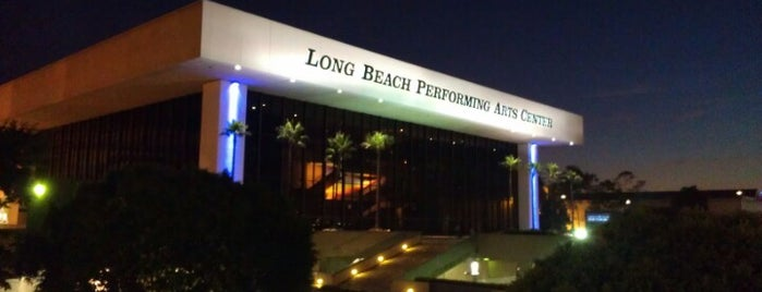 To be a tourist in lbc for Terrace theater long beach