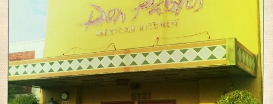 Don Pablo's is one of Favorite Restaurants.