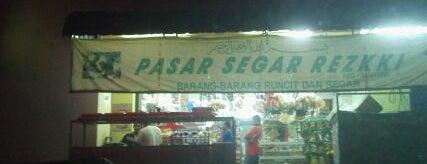 Pasar Segar Rezzki is one of All-time favorites in Malaysia.