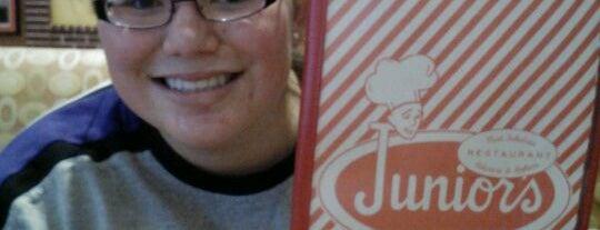 Junior's Restaurant & Bakery is one of Restaurants in New York City.