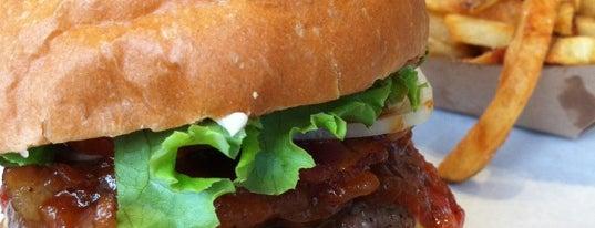 Kraze Burgers is one of DC Burgers.