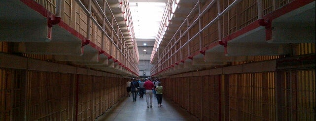 Alcatraz Island is one of Sights to See in San Francisco.