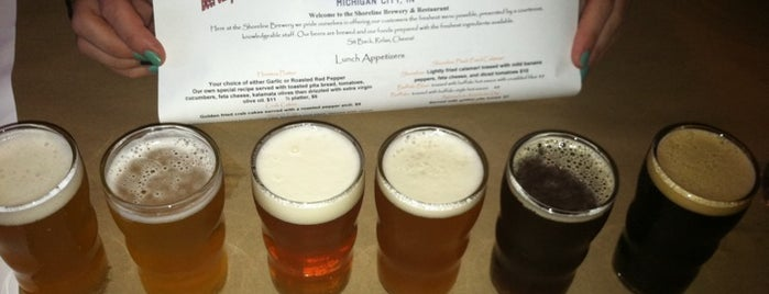 Shoreline Brewery is one of Breweries to Visit.