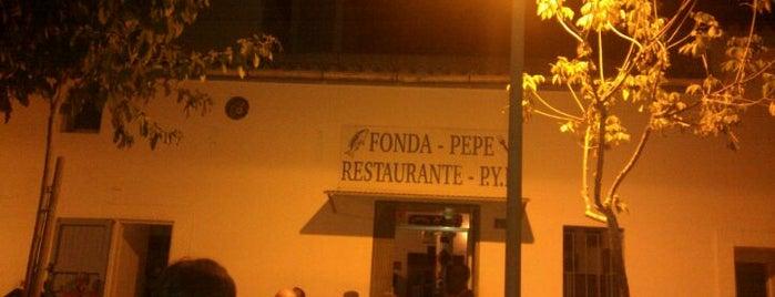 Fonda Pepe is one of The FoodHunter DimasEnrik AC.