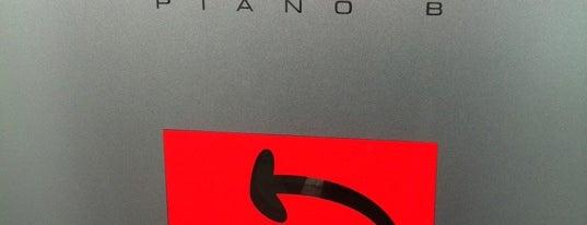 Piano B is one of Hani.