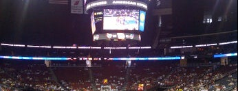 Prudential Center is one of Sport Staduim.