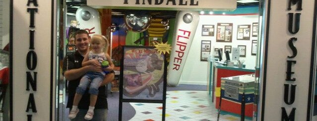 National Pinball Museum is one of Museums in Baltimore, MD.