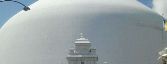 Ruwanvelisaya Temple is one of Trips / Sri Lanka.