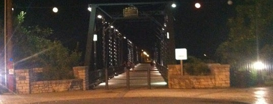 River Walk Bridge is one of Bowling Green, Kentucky Attractions.