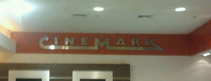 Cinemark is one of Cinemas.