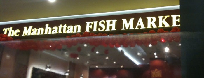 The Manhattan Fish Market is one of JB FOOD - My Favorites.