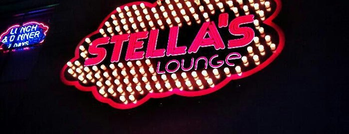 Stella's Lounge is one of #MyBars.