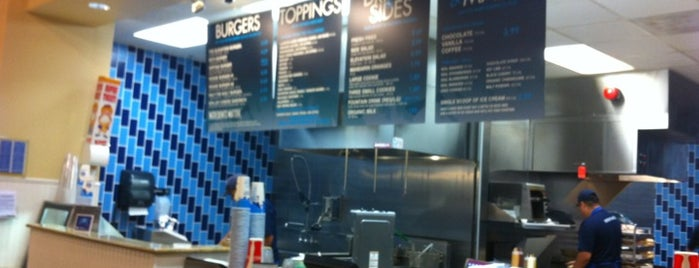Elevation Burger is one of places to dine.