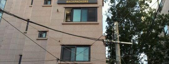 BANANA Backpackers is one of 韓国旅.