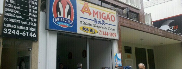 Bar do Amigão is one of Must-go Places.