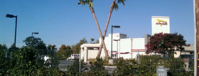 In-N-Out Burger is one of Sonoma County Food Spots.
