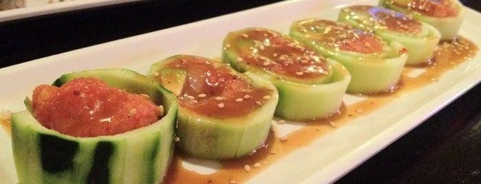 Kimuya Sushi Sports Bar is one of David & Dana's LA BAR & EATS!.