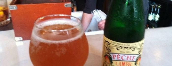 Senate Restaurant is one of Cincinnati Beer Geek.