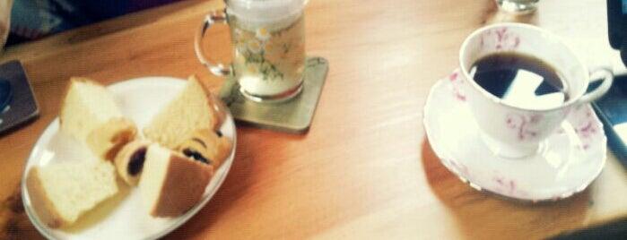 뺑올레 is one of cafe.