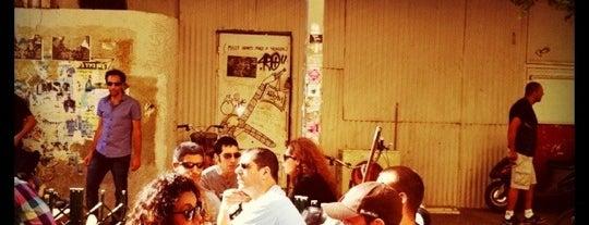 The Minzar is one of We Love Tel Aviv!  #4sqCities.