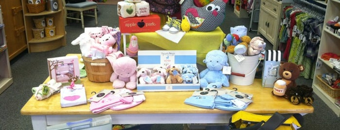 O'Child Children's Boutique is one of B-town for Kids.