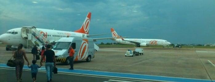 Voo Gol G3 1321 is one of Aeroporto de Londrina (LDB).
