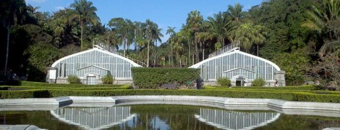 Jardim Botânico de São Paulo is one of SP - lugares.