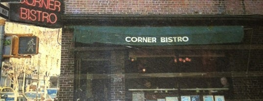 Corner Bistro is one of LIC Faves.
