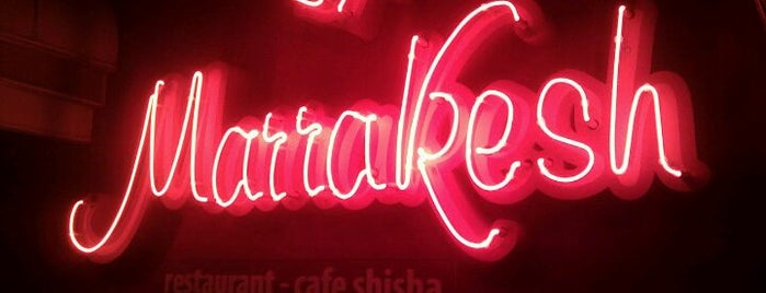 L.A Marrakesh is one of Restaurants in Baku (my suggestions).