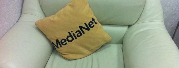 Медиа Сеть is one of Startups World.