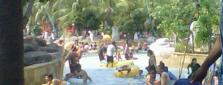 Atlantis Water Adventure is one of Ancol.