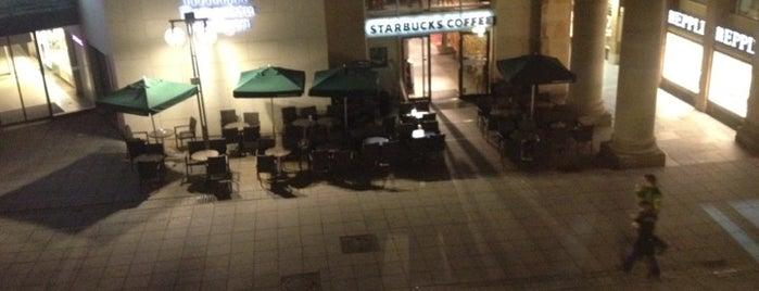 Starbucks is one of Stuggi4sq.