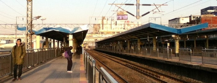 Noryangjin Stn. is one of Subway Stations in Seoul(line5~9).