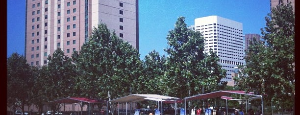 Discovery Green is one of Road Trip.