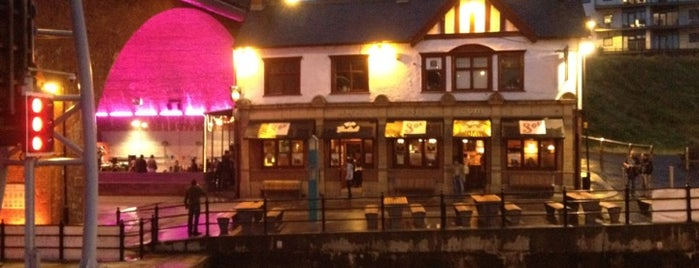 The Tyne Bar is one of Newcastle Upon Tyne.