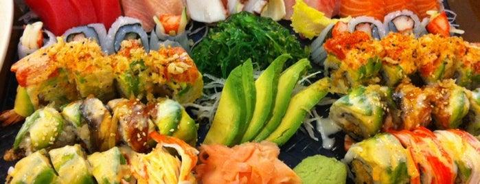 Hokkaido Japanese Restaurant is one of HOU Asian Restaurants.